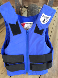 Tipperary Youth rib protector for horse riding