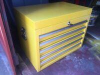 Tool box top box