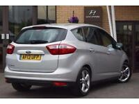2013 Ford C-MAX 2.0 TDCi Titanium X 5 door Diesel Estate