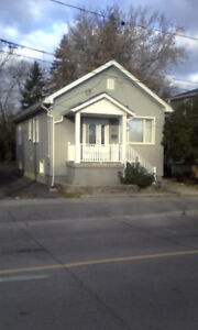 napanee, two bedroom executive style home, downtown area