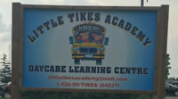 LITTLE TIKES ACADEMY (Home daycare learning centre)