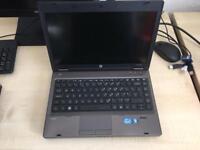 Hp Probook 6360b intel i5 6gb ram 500gb hdd display port intel hd windows 10 refurbished laptop