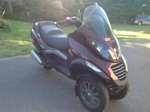 Piaggio model MP# 250ie price reduced