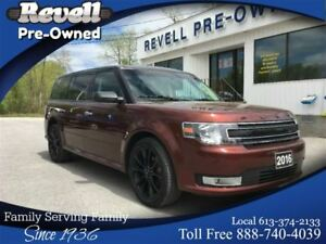2016 Ford Flex SEL AWD  *Sport pkg/ Moonroof/ Leather/ Nav