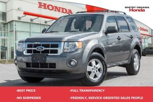 2012 Ford Escape XLT (AT)
