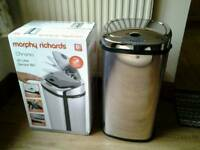 Morphy Richards Sensor Bin BRAND NEW