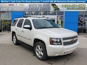 2013 Chevrolet Tahoe LTZ | Navigation | 7 Pass | Sunroof   - Nav
