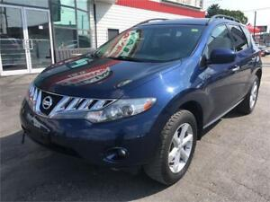2010 Nissan Murano S AWD! Push Button Start! Clean Title!