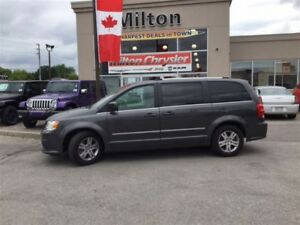 2016 Dodge Grand Caravan CREW|NAVIGATION|LEATHER|POWER DOORS