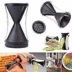 Spiral Slicer Cutter Kitchen Tool Vegetable Fruit Spiralizer Twister Peeler