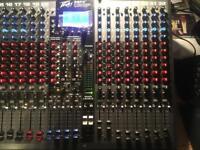 Peavey 32 fx mixer