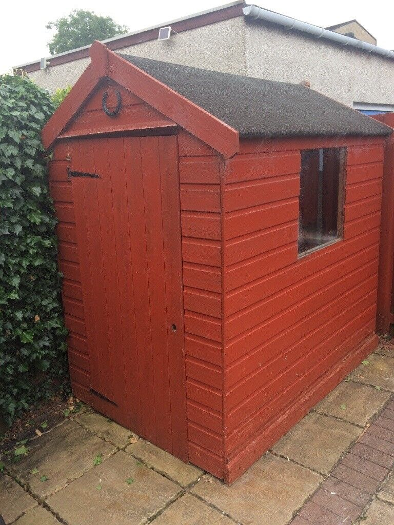 garden shed for sale buyer to uplift
