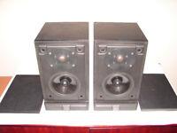 Mordant Short MS10i bookshelf speakers