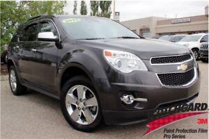 2013 Chevrolet Equinox LTZ| Sun| Nav| Heat Leath| Prk Asst| RV C
