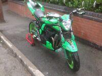 Mk1 1200 Suzuki bandit