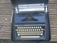 Gabreile 35 Typewriter, used but in original case