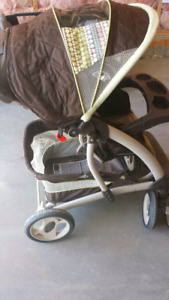 Perfect working condition stroller!! Very cheep!!