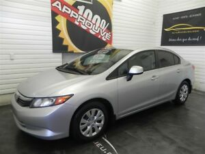 2012 Honda Civic LX *AC*Bluetooth*
