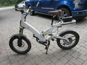 A2B Lithium Ion 7 Speed Electric Bicycle By Ultra Motor