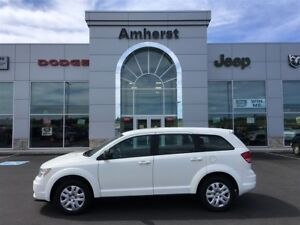 2015 Dodge Journey 4 cylinder / LOCAL TRADE
