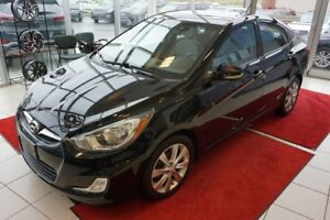 2012 Hyundai Accent GLS-AUTOMATIQUE-BLUETOOTH-TOIT OUVRANT