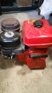 GX240 Honda 8hp snowblower engine