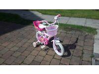 Girls Bike. Apollo Cupcake