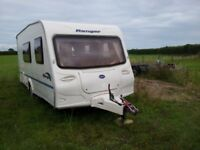For Sale - Bailey Ranger 470/4 Caravan - 2 or 4 berth Layout