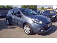 RENAULT CLIO 1.2 TCE DYNAMIQUE FACELIFT 16V 5 DOOR 2010 / 1 OWNER FROM NEW / FULL SERVICE HISTORY