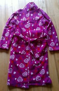Ardene's Bathrobe and Garage PJ Set Size XS
