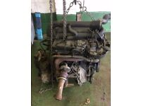 Mercedes Vito Engine and gearbox