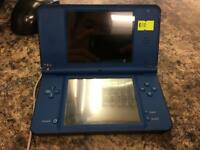 Nintendo dsi xl with 2 month warranty