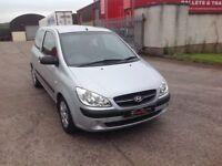 24/7 Trade sales NI Trade Prices for the public 2009 Hyundai Gets 1.4 GSI 3 door low miles 54.000