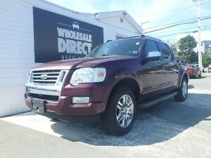 2008 Ford Explorer Sport Trac TRUCK SPORT TRAC LIMITED 5 PASSENG