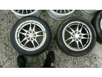 Ford and vauxhal 15inch