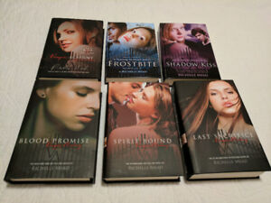 Hardcover Collection ~ Richelle Mead ~ Vampire Academy