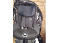 Be safe rear facing isofix baby/toddler seat