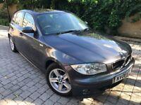 BMW 1 Series 2.0 118i Sport 5dr,2006, Hatchback,1 OWNER,FULL SERVICE HISTORY,HPI CLEAR