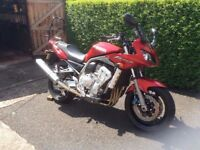 Yamaha Fazer FZS1000 21000 Miles Mint Condition First to See Will Buy