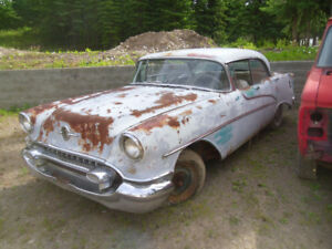 Parts cars, , Chev, Olds, Nissan, Mostly parts cars