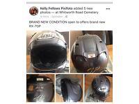 Bike helmet brand new