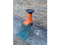 Garden Shredder Alko H1100S Selling as Spares / Repairs FREE LOCAL DELIVERY