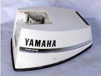 A704M51 Yamaha F9.9AE ArtNr 6G8-42610-01-EL Motorhaube Brandenburg - Schorfheide Vorschau