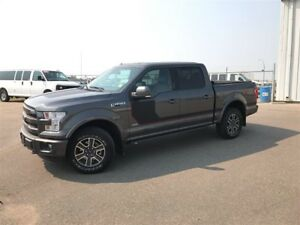 2015 Ford F-150 Lariat-PST PAID-NAV-ECO BOOST