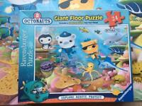 Octonauts and What time is it puzzles NGZZ
