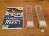 Wii Sports Resort with 2 Motion Plus Accessories