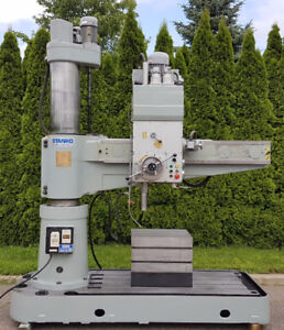 Perceuse radiale Stanko radial drill