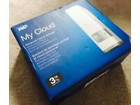 WD My Cloud 3TB *BRAND NEW*