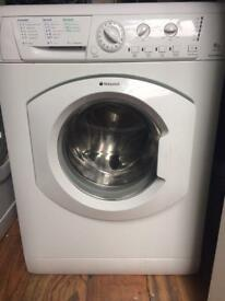 Hotpoint washing machine 6kg free local delivery and fitting