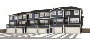 Three storey Town home with Tandem Bay Garage No Condo Fees